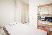 横浜のカイロのエナジーの施術台写真